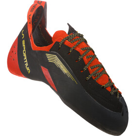 La Sportiva Testarossa Shoes Herre red/black